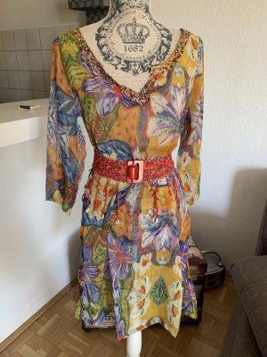 Antica Sartoria Kimono Blouse multicolored