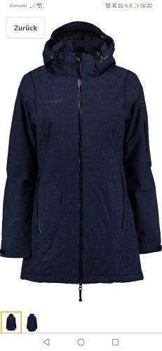 Kaikkialla Winter Coat blue