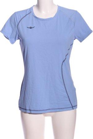 Kaikkialla T-Shirt blau Casual-Look
