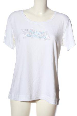 Kaikkialla Print-Shirt
