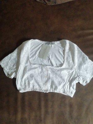 Kaiser Franz Josef Tradycyjna bluzka biały