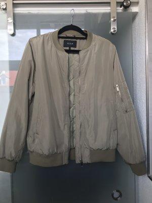 Vila Bomber Jacket khaki
