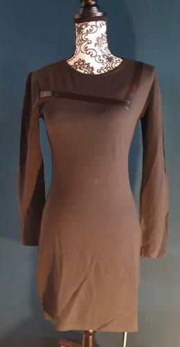 Kakifarbenes Kleid von Marks & Spencer Gr. 34 XS