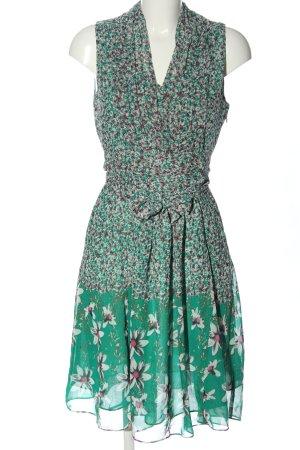 Kala A-Linien Kleid Allover-Druck Casual-Look