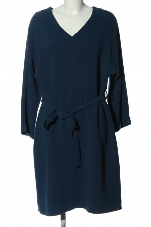 Kala Berlin Langarmkleid blau Elegant