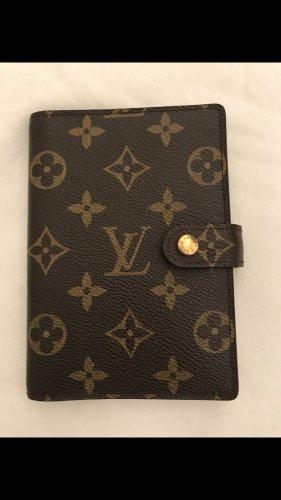 Louis Vuitton Custodie portacarte marrone-beige