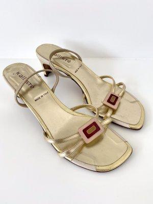 Kallisté Sandalette Sandale Gr. 40