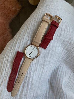 Kalten and Son Uhr mit Wechselarmband