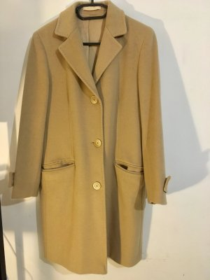 Made in Italy Robe manteau doré