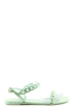 Kamoa Sandales confort vert style décontracté