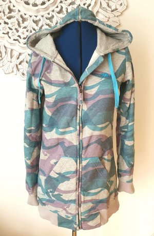 Chiemsee Hooded Sweater multicolored