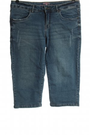 Kangaroos Jeans a 3/4 blu stile casual