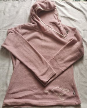 Kangaroos Fleece Jumper light pink