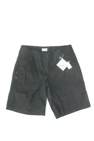 Kangaroos Pantalón de camuflaje negro Algodón