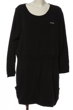 Kangaroos Robe Sweat noir style décontracté