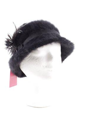 Kangol Fellmütze schwarz Elegant