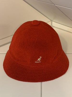 Kangol Bucket Hat red-white