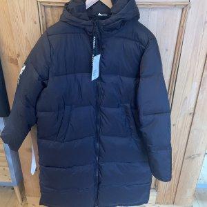 H&M Basic Manteau en duvet noir
