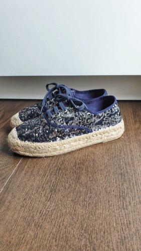 Kanna Sneakers met hak veelkleurig