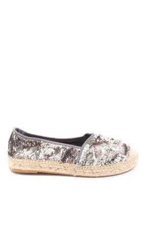 Kanna Espadrille Sandals light grey-lilac casual look