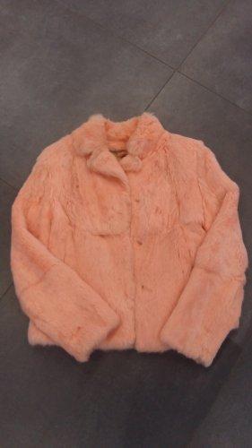 INOCHI Giacca in pelliccia albicocca-rosa pallido