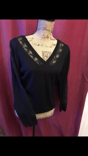 Kapalua Wool Sweater black