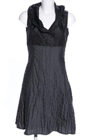 Kapalua A-Linien Kleid schwarz Business-Look