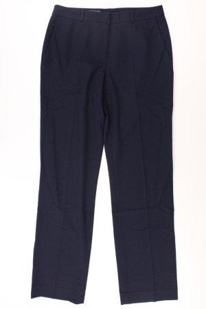 Kapalua Pantalone da abito blu-blu neon-blu scuro-azzurro Poliestere