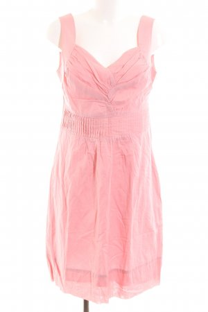 Kapalua Babydoll Dress pink casual look