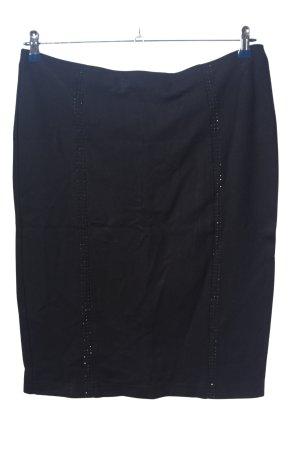 Kapalua Bleistiftrock schwarz Casual-Look