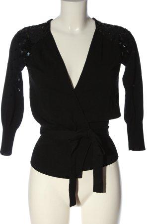 Kapalua Cardigan black elegant
