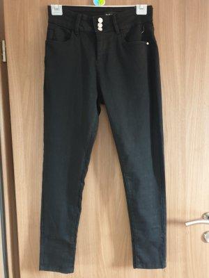Kapalua Drainpipe Trousers black