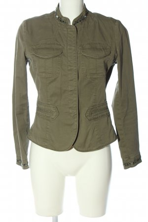 Kapalua Short Jacket khaki casual look