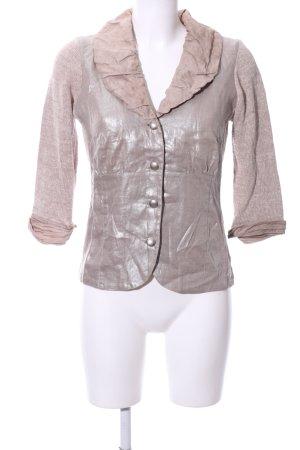 Kapalua Shirtjacke pink meliert extravaganter Stil