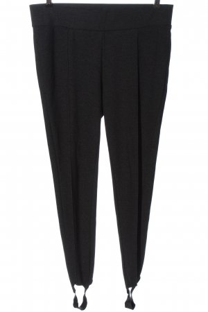 Kapalua Strapped Trousers black flecked casual look