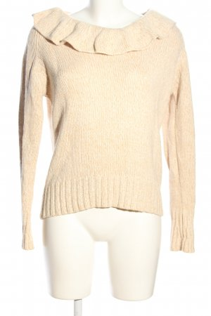 Kapalua Strickpullover creme Casual-Look