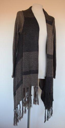 Kapalua - Tolle Strick Jacke im Ethno Aztek Look - L