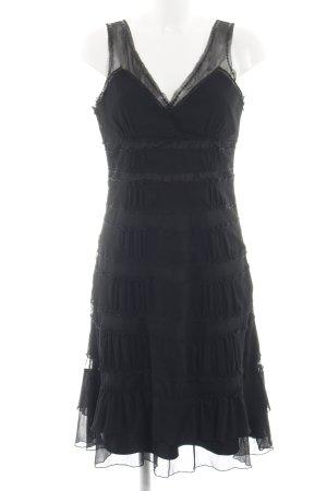 Kapalua Trägerkleid schwarz Elegant