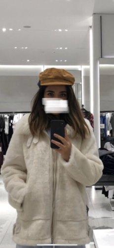 Zara Bowler Hat camel