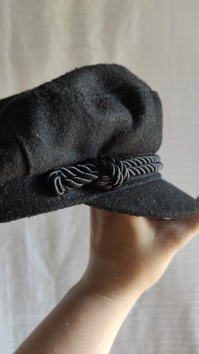 H&M Cloche Hat black polyester