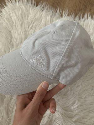 Kappa Baseballówka jasnoszary-biały
