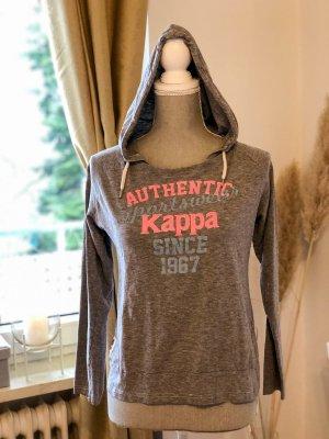 Kappa Maglione con cappuccio multicolore
