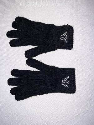 Kappa Gloves black