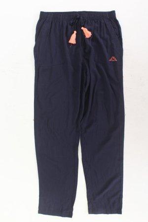 Kappa Pantalón deportivo azul-azul neón-azul oscuro-azul celeste Viscosa
