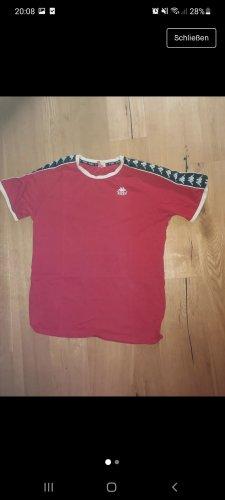 Kappa T-shirt rosso