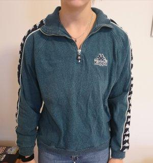 Kappa Zip Hoodie / Pullover Vintage Größe S
