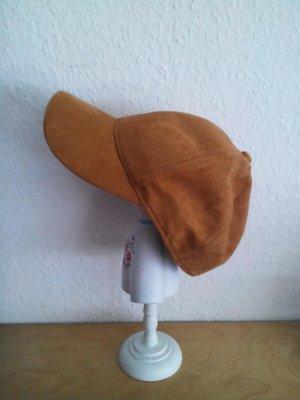 H&M Chapeau de soleil brun sable polyester