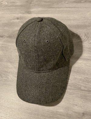 H&M Berretto da baseball grigio-grigio scuro