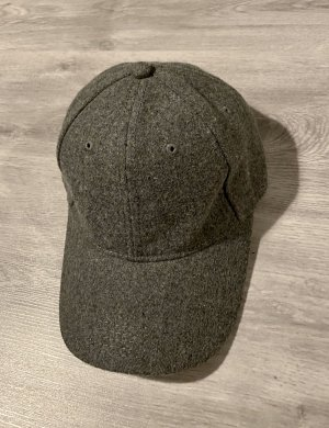H&M Baseball Cap grey-dark grey
