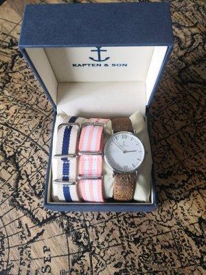 Kapten and Son  Damen Armbanduhr